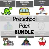 Preschool Pack Bundle