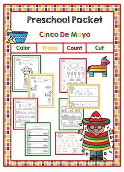 Preschool Packet Cinco De Mayo