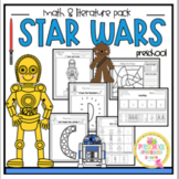 Preschool Packet In a Galaxy Far Away (Star Wars)