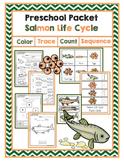 Preschool Packet Salmon Life Cycle