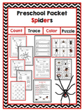 Preschool Packet Spiders