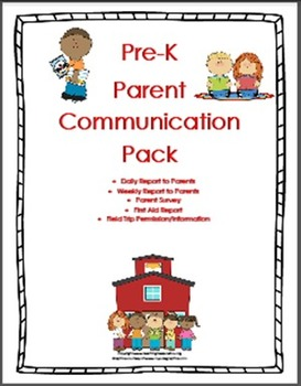 Preschool Parent Communications