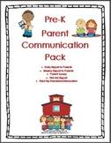 Preschool Parent Communications