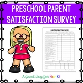 Preschool Parent Satisfaction Survey