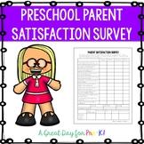 Preschool Parent Satisfaction Survey