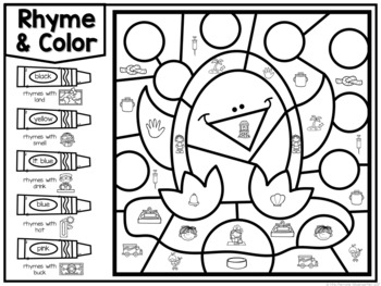 Preschool: Penguins {Plans and Printables}