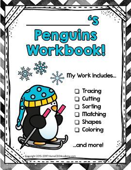 Preschool Penguins