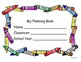 Preschool Planner/Journal/Plan-Do-Review