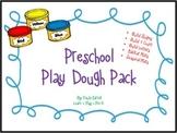 Preschool Play Dough Pack