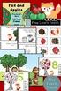 Fall Bundle - Playdough Mats Activities