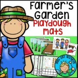 Farm Playdough Mats for Numbers and Dramatic Play - Teach