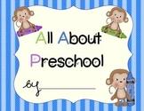 Preschool Portfolio-Monkeys With Stripes