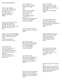 Preschool Prayer Picker Class Job Prayers/Songs PRECIOUS P