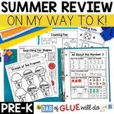 Preschool (PreK, Pre-K) Summer Review - Get Ready for Kind