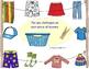 Preschool Pre-Reading Fine Motor Kit