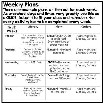 Preschool/ PreK Curriculum (Growing Bundle)