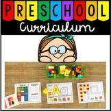Preschool Curriculum / PreK Curriculum