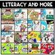 Preschool, PreK, Kindergarten Christmas December Centers and Activities