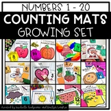 Preschool, PreK, Kindergarten Counting, Number Sense, One-to-One Correspondence