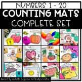 Preschool, PreK, Kindergarten Counting, Number Sense, One-