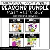 Preschool, PreK, Kindergarten Seasons Centers and Activiti