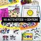 Preschool, PreK, Kindergarten Summer Centers and Activities