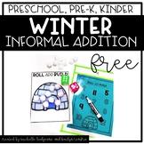 Preschool, PreK, Kindergarten Winter Activities | Informal