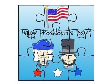 Preschool President's Day Pack