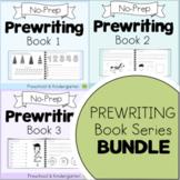 Preschool Prewriting Books Bundle