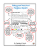 Preschool Progress Report:  One Page FAST and EASY Communi