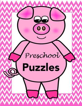 Preschool Puzzles
