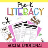 Preschool Read-Aloud Lesson Plans Unit 2 Social Emotional