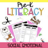 Preschool Read-Aloud Lesson Plans Unit 2 Social Emotional