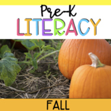 Preschool Read-Aloud Lesson Plans Unit 3 Fall