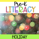 Preschool Read Aloud Lesson Plans Unit 4 Holiday