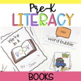 Preschool Read Aloud Book Study - Unit 8 Books