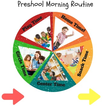 Preschool Routine