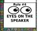 Preschool Rules