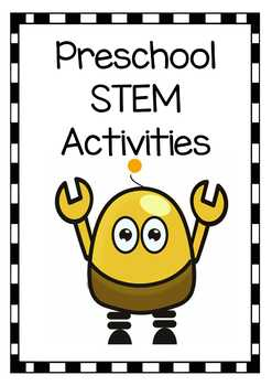 Preschool STEM Activities