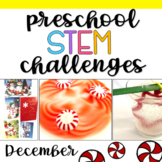 Preschool STEM Challenges: December
