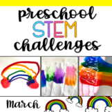 Preschool STEM Challenges: March