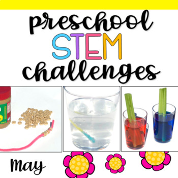 Preschool STEM Challenges: May