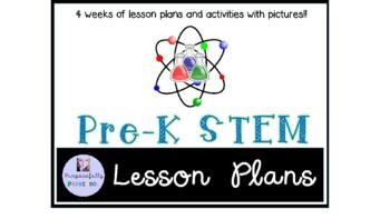 Preschool STEM Themed lesson plan