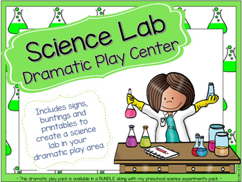 Preschool Science BUNDLE