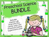 Preschool Science BUNDLE