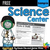 Preschool Science Center - FREE