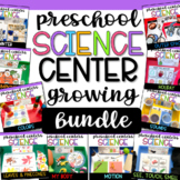 Preschool Science Centers