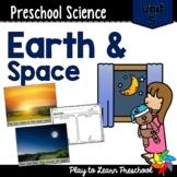 Preschool Science Centers - Earth & Space Unit 5