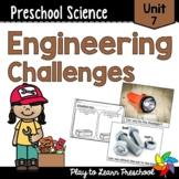 Preschool Science Centers - Engineering Unit 7