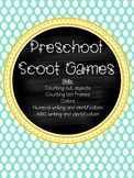 Preschool Scoot Games